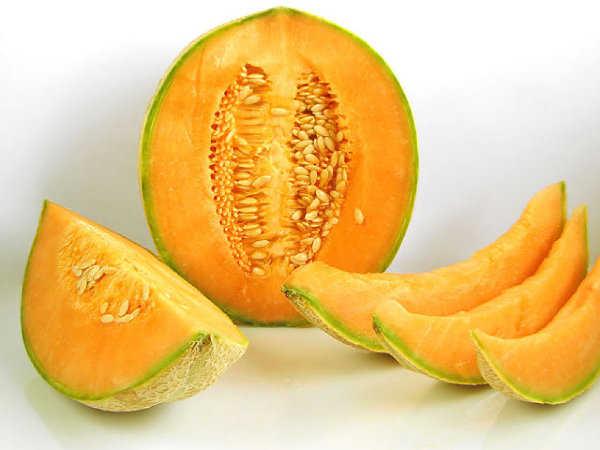 El melón es una excelente alternativa para bajar de peso