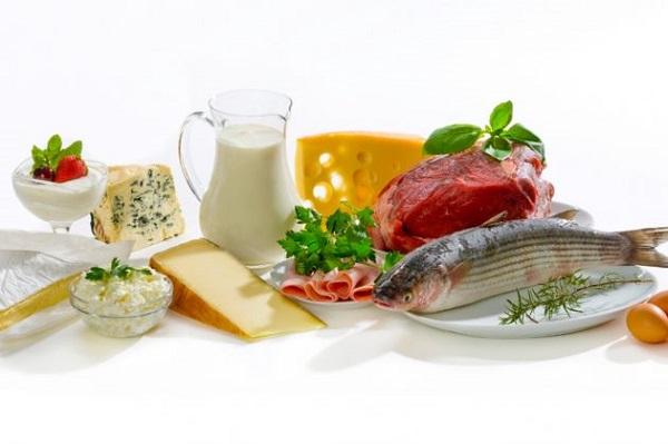 En tu dieta diaria no puede faltar la proteína para desarrollar los músculos
